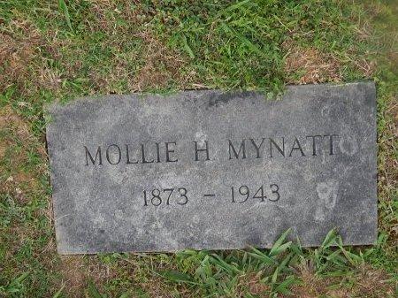 MYNATT, MOLLIE H - Knox County, Tennessee | MOLLIE H MYNATT - Tennessee Gravestone Photos