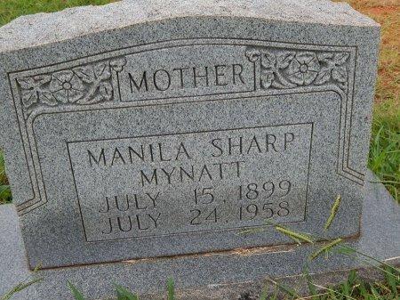 MYNATT, MANILA - Knox County, Tennessee   MANILA MYNATT - Tennessee Gravestone Photos