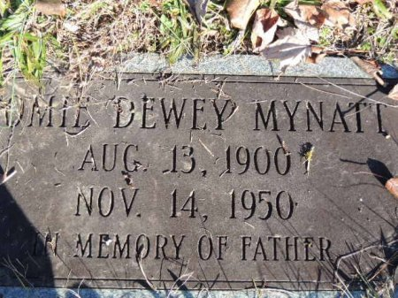 MYNATT, ROMIE DEWEY - Knox County, Tennessee | ROMIE DEWEY MYNATT - Tennessee Gravestone Photos