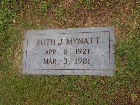 MYNATT, RUTH J - Knox County, Tennessee   RUTH J MYNATT - Tennessee Gravestone Photos