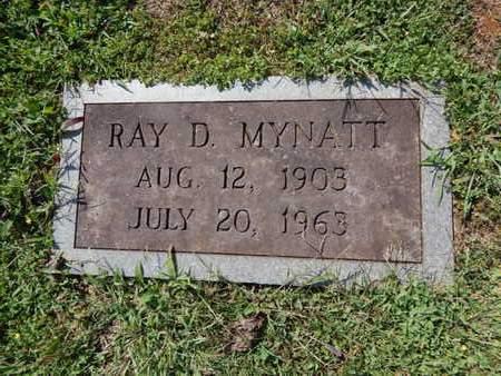 MYNATT, RAY D - Knox County, Tennessee | RAY D MYNATT - Tennessee Gravestone Photos