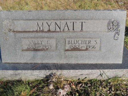 MYNATT, SALLY E - Knox County, Tennessee | SALLY E MYNATT - Tennessee Gravestone Photos