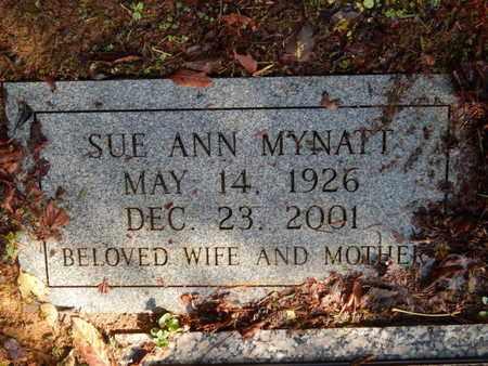 MYNATT, SUE ANN - Knox County, Tennessee | SUE ANN MYNATT - Tennessee Gravestone Photos
