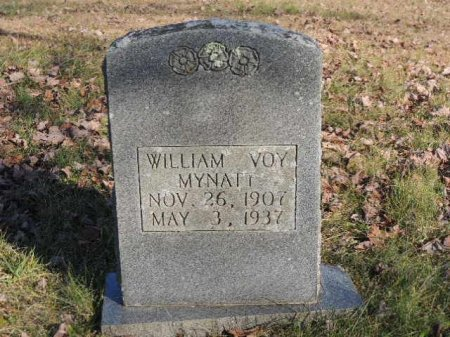MYNATT, WILLIAM VOY - Knox County, Tennessee | WILLIAM VOY MYNATT - Tennessee Gravestone Photos