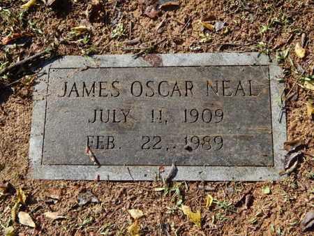 NEAL, JAMES OSCAR - Knox County, Tennessee | JAMES OSCAR NEAL - Tennessee Gravestone Photos