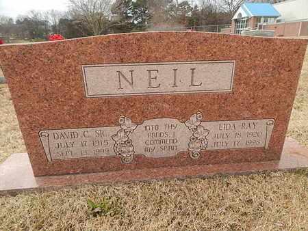 NEIL, LIDA RAY - Knox County, Tennessee | LIDA RAY NEIL - Tennessee Gravestone Photos