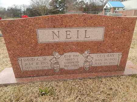 NEIL, LIDA RAY - Knox County, Tennessee | LIDA RAY NEIL - Tennessee Gravestone Photos
