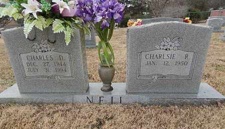 NELL, CHARLES D - Knox County, Tennessee | CHARLES D NELL - Tennessee Gravestone Photos