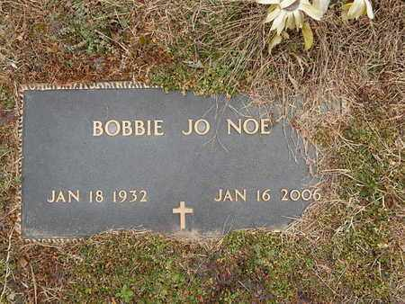 NOE, BOBBIE JO - Knox County, Tennessee | BOBBIE JO NOE - Tennessee Gravestone Photos