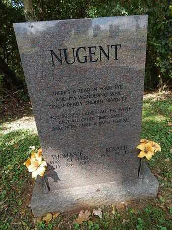 NUGENT, THOMAS - Knox County, Tennessee | THOMAS NUGENT - Tennessee Gravestone Photos