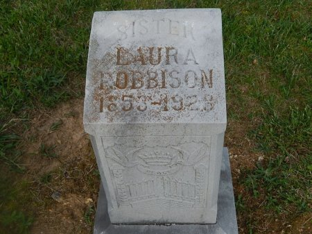 ROBBISON, LAURA - Knox County, Tennessee | LAURA ROBBISON - Tennessee Gravestone Photos