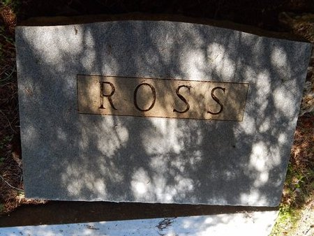 ROSS, FAMILY MARKER - Knox County, Tennessee | FAMILY MARKER ROSS - Tennessee Gravestone Photos