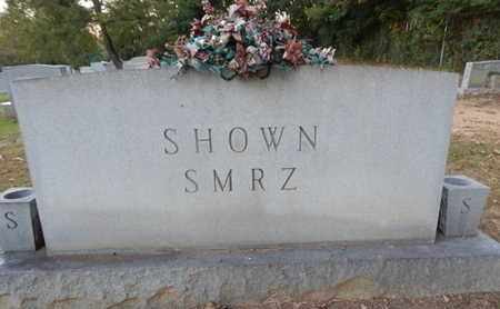 SHOWN SMRZ, FAMILY STONE - Knox County, Tennessee | FAMILY STONE SHOWN SMRZ - Tennessee Gravestone Photos