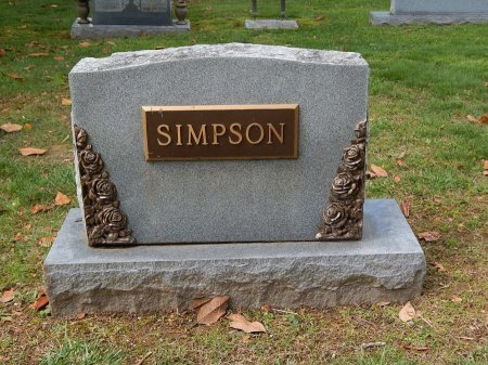 SIMPSON, FAMILY STONE - Knox County, Tennessee | FAMILY STONE SIMPSON - Tennessee Gravestone Photos