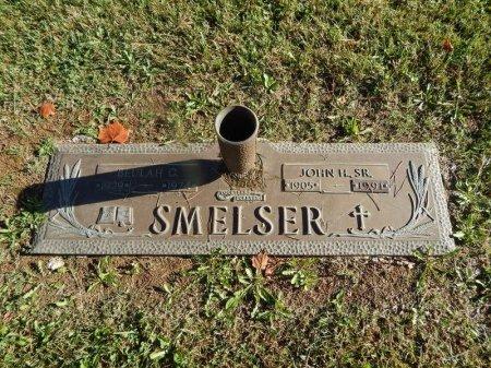 SMELSER, JOHN H SR - Knox County, Tennessee | JOHN H SR SMELSER - Tennessee Gravestone Photos