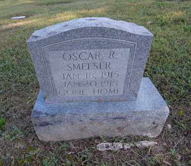 SMELSER, OSCAR R - Knox County, Tennessee | OSCAR R SMELSER - Tennessee Gravestone Photos