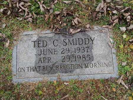 SMIDDY, TED C - Knox County, Tennessee | TED C SMIDDY - Tennessee Gravestone Photos