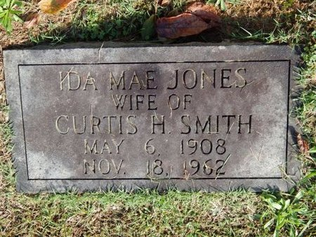 JONES SMITH, IDA MAE - Knox County, Tennessee | IDA MAE JONES SMITH - Tennessee Gravestone Photos