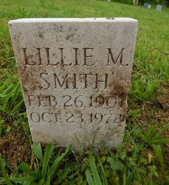 SMITH, LILLIE M - Knox County, Tennessee | LILLIE M SMITH - Tennessee Gravestone Photos