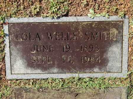 SMITH, LOLA - Knox County, Tennessee | LOLA SMITH - Tennessee Gravestone Photos
