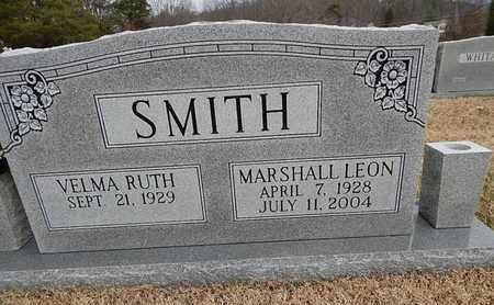 SMITH, MARSHALL LEON - Knox County, Tennessee | MARSHALL LEON SMITH - Tennessee Gravestone Photos