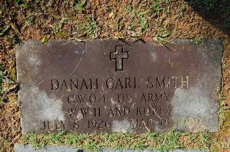 SMITH  (VETERAN WWII KOR), DANAH CARL - Knox County, Tennessee | DANAH CARL SMITH  (VETERAN WWII KOR) - Tennessee Gravestone Photos