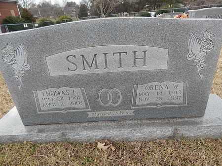 SMITH, THOMAS E - Knox County, Tennessee | THOMAS E SMITH - Tennessee Gravestone Photos