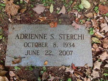 STERCHI, ADRIENNE S - Knox County, Tennessee | ADRIENNE S STERCHI - Tennessee Gravestone Photos