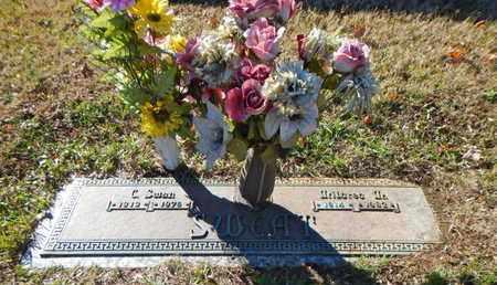 SWEAT, C SWAN - Knox County, Tennessee   C SWAN SWEAT - Tennessee Gravestone Photos