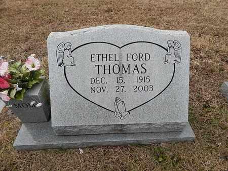 FORD THOMAS, ETHEL - Knox County, Tennessee | ETHEL FORD THOMAS - Tennessee Gravestone Photos
