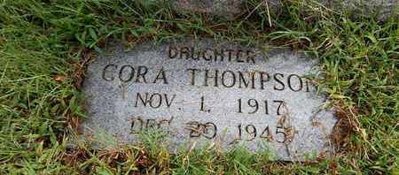 THOMPSON, CORA - Knox County, Tennessee | CORA THOMPSON - Tennessee Gravestone Photos