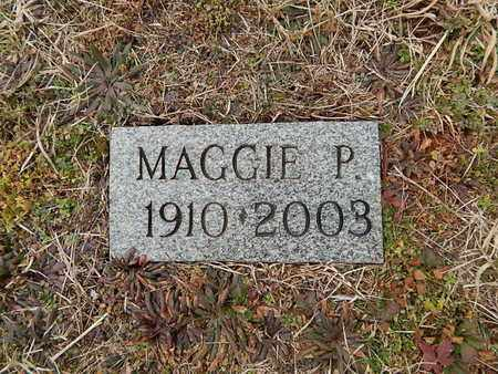 TROUTMAN, MAGGIE P - Knox County, Tennessee | MAGGIE P TROUTMAN - Tennessee Gravestone Photos