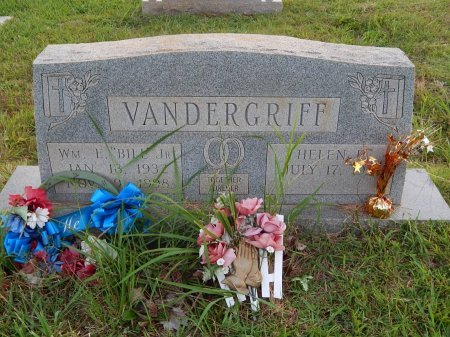 VANDERGRIFF, WILLIAM E JR - Knox County, Tennessee | WILLIAM E JR VANDERGRIFF - Tennessee Gravestone Photos