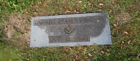 VAUGHAN, CARROLL CEABET - Knox County, Tennessee | CARROLL CEABET VAUGHAN - Tennessee Gravestone Photos