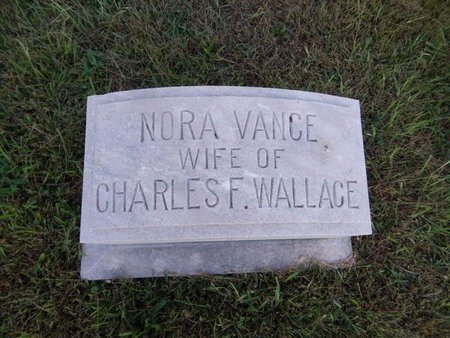 WALLACE, NORA - Knox County, Tennessee   NORA WALLACE - Tennessee Gravestone Photos