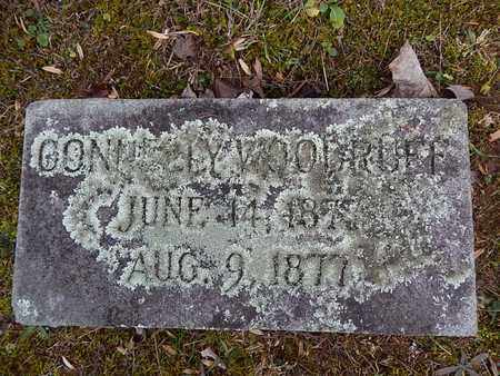 WOODRUFF, CONNELLY - Knox County, Tennessee | CONNELLY WOODRUFF - Tennessee Gravestone Photos