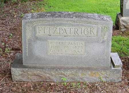 FITZPATRICK, ROBERT AUSTIN - Lauderdale County, Tennessee   ROBERT AUSTIN FITZPATRICK - Tennessee Gravestone Photos