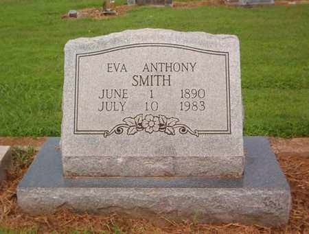 ANTHONY SMITH, EVA - Lauderdale County, Tennessee | EVA ANTHONY SMITH - Tennessee Gravestone Photos