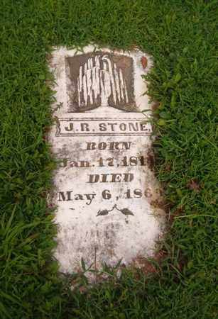 STONE, J R - Lauderdale County, Tennessee | J R STONE - Tennessee Gravestone Photos