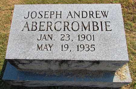 ABERCROMBIE, JOSEPH ANDREW - Lawrence County, Tennessee   JOSEPH ANDREW ABERCROMBIE - Tennessee Gravestone Photos