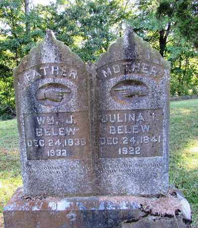 BELEW, JULINA I. - Lawrence County, Tennessee | JULINA I. BELEW - Tennessee Gravestone Photos