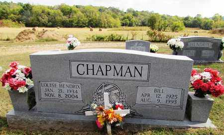 CHAPMAN, BILL - Lawrence County, Tennessee | BILL CHAPMAN - Tennessee Gravestone Photos