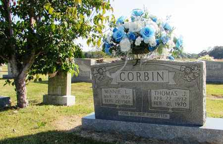 CORBIN, THOMAS J. - Lawrence County, Tennessee | THOMAS J. CORBIN - Tennessee Gravestone Photos
