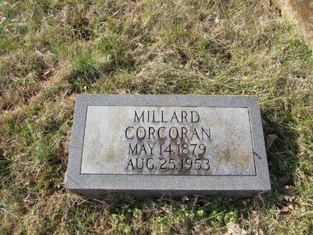 CORCORAN, MILLARD - Lawrence County, Tennessee   MILLARD CORCORAN - Tennessee Gravestone Photos