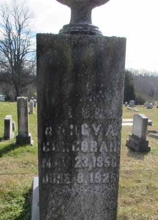 CORCORAN, NANCY A. - Lawrence County, Tennessee | NANCY A. CORCORAN - Tennessee Gravestone Photos