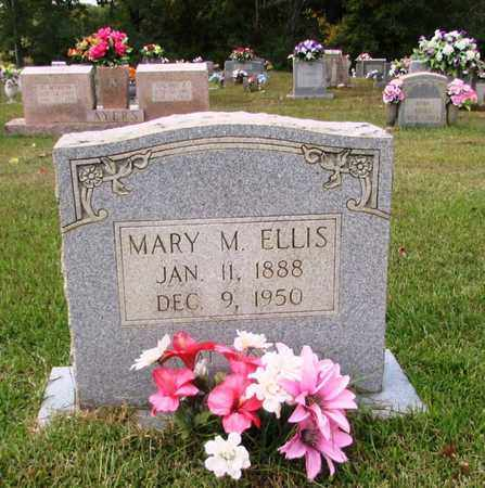 ELLIS, MARY M. - Lawrence County, Tennessee | MARY M. ELLIS - Tennessee Gravestone Photos