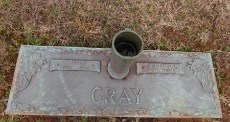 GRAY, DOLLIE - Lawrence County, Tennessee | DOLLIE GRAY - Tennessee Gravestone Photos