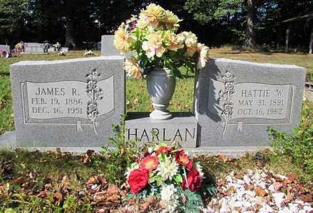 HARLAN, HATTIE M. - Lawrence County, Tennessee | HATTIE M. HARLAN - Tennessee Gravestone Photos