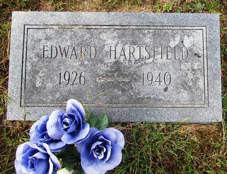 HARTSFIELD, EDWARD - Lawrence County, Tennessee | EDWARD HARTSFIELD - Tennessee Gravestone Photos