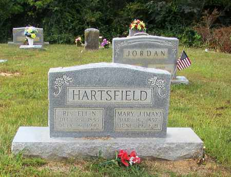HARTSFIELD, ELI N. - Lawrence County, Tennessee | ELI N. HARTSFIELD - Tennessee Gravestone Photos